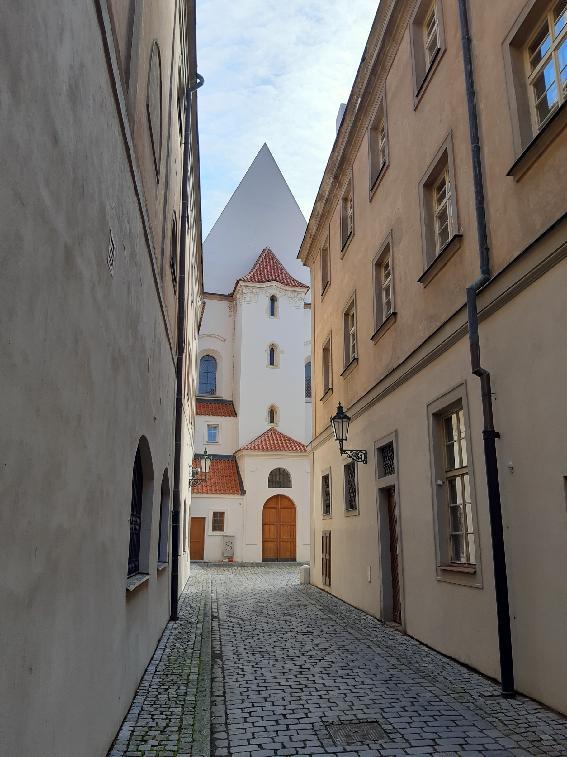 Méně známé Staré Město I