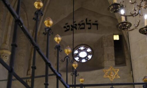 Pražské židovské město